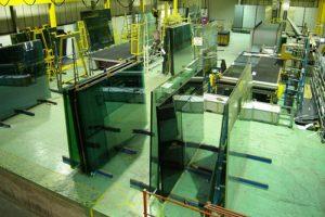 Industria do vidro