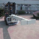 Carretillas elevadoras hidráulicas Manipulador de vidro