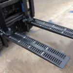 Venda de tenedores de carretas elevadoras tipo WF2A1100