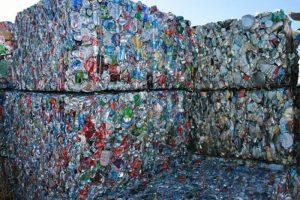 Envases de residuos