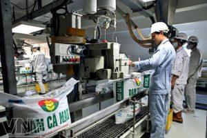 Industria de fertilizantes
