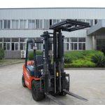 Adhesivos hidráulicos para montacargas Estabilizadores de carga